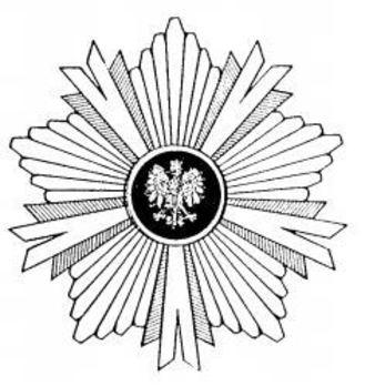 Order of Merit, Commander Breast Star Obverse