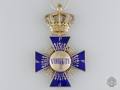 Royal Order of Merit of St. Michael, I Class Cross Reverse