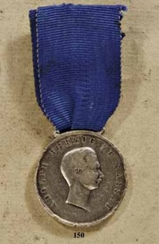 Medal for the Battle of Eckernford, in Silver