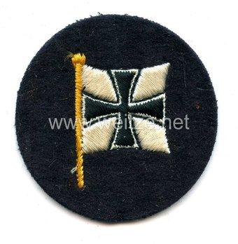 Kriegsmarine Enlisted Men Admiralty Staff Insignia Obverse