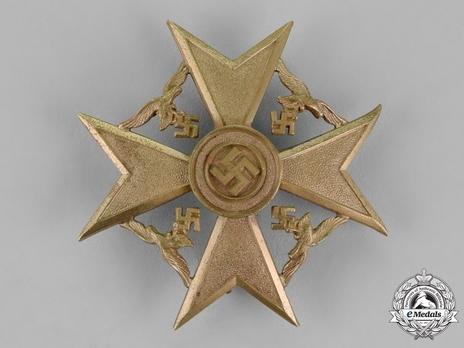Spanish Cross in Bronze