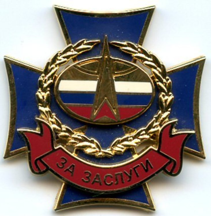 Space forces honor badge