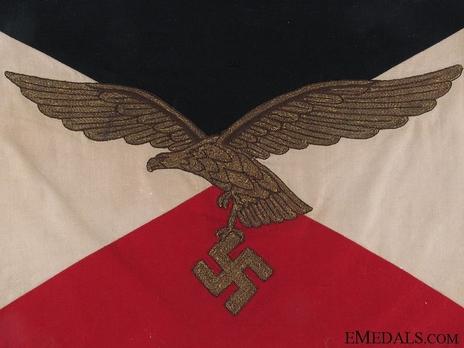 Flag of Luftwaffe Commanding Generals Obverse