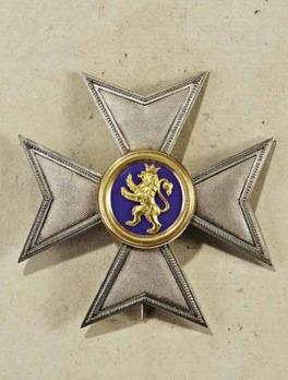 Wilhelm Order, Commander Breast Star