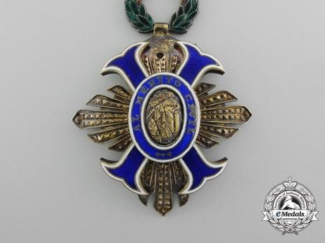 Grand Cross (Sash badge) Obverse