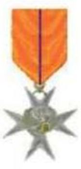 Order of the Eagle Cross, Iron Cross Obverse