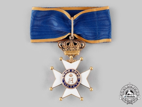 Order of Civil and Military Merit of Adolph of Nassau, Grand Officer (Civil Division)