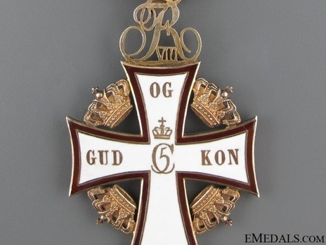 II Class Commander (Frederik VIII) Obverse