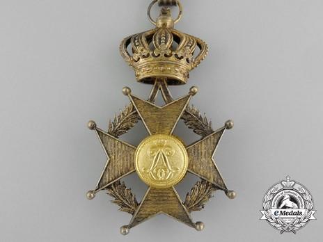 Grand Cross (1915-1951) Reverse