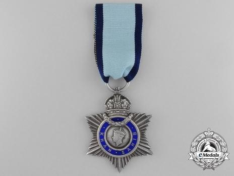 III Class Medal (for Muslim recipient, 1937-1947) Obverse
