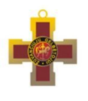 Life Saving Cross Reverse
