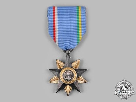Order of Gratitude, Knight Obverse