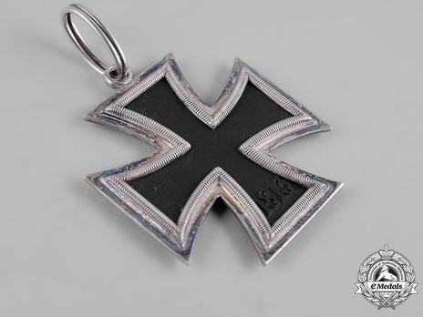 Knight's Cross of the Iron Cross, by Godet Reverse