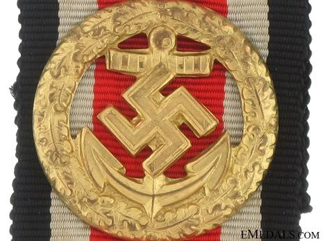 Honour Roll Clasp, Kriegsmarine/Navy Obverse