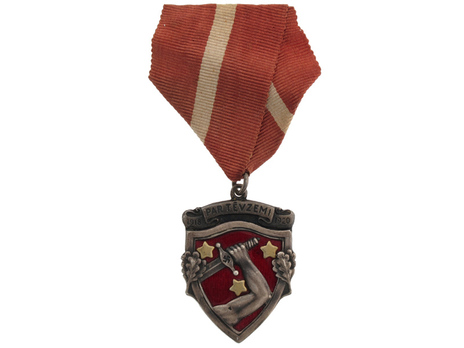 Liberation War Commemorative Medal Obverse