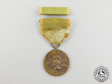 Women's Army Corps Service Medal Obverse