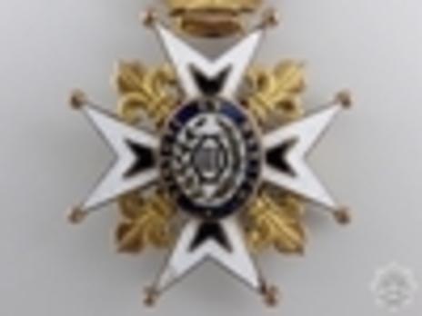 Knight (Bronze gilt) Reverse