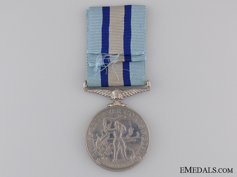 Silver Medal (1954-1995) Reverse