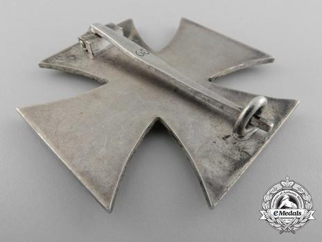 Iron Cross I Class, by Klein & Quenzer (65, Type D) Reverse
