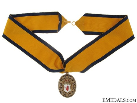 Gold Medal (for Baronets of England, 1929-) (Silver gilt) Obverse