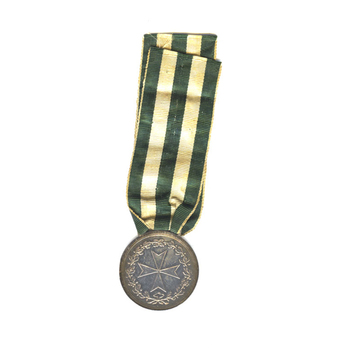 Campaign Medal, in Silver, 1814/1815
