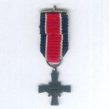 Miniature Tolvajarvi Cross Reverse