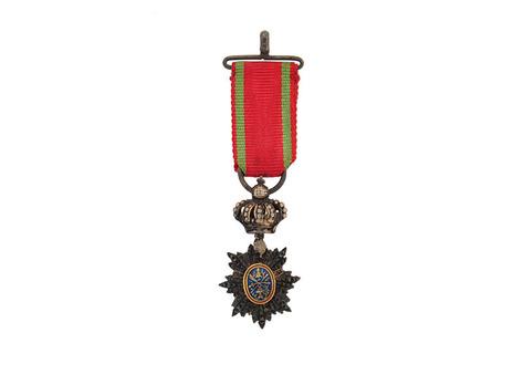 Miniature Insignia Obverse