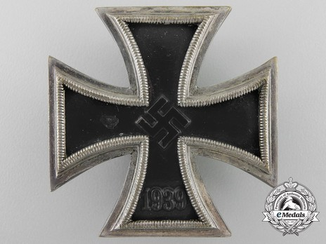 Iron Cross I Class, by Unknown Maker (Round 3) Obverse