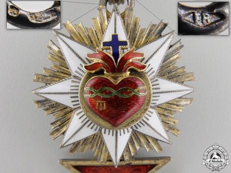 Commander (Silver gilt) Obverse Detail