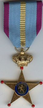 I Class Cross (for 15 Years) Obverse