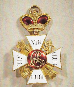 Cross for Men (1806-1927)