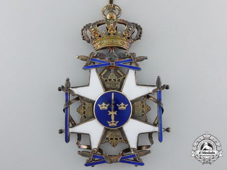 I Class Knight Grand Cross (with silver gilt and gold) Obverse