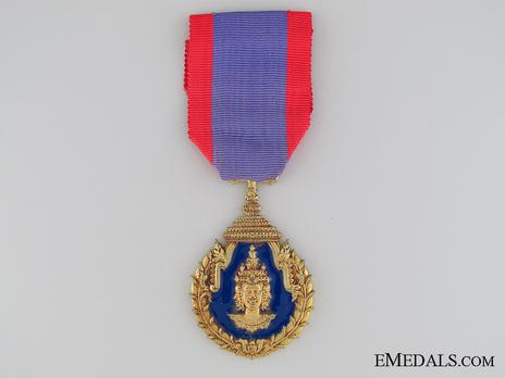 Order of Merit in Education, Knight Obverse