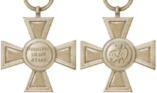 I Class Cross (1814-1890)