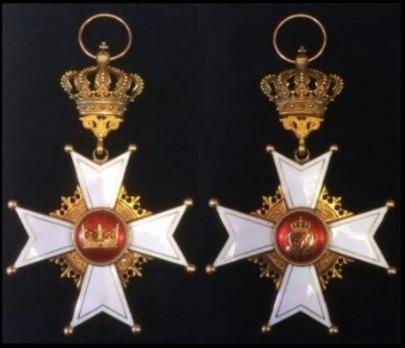 Order of Berthold I, Grand Cross
