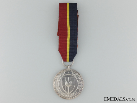 Faithful and Meritorious Service Medal Obverse
