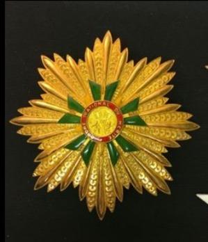 National Order of Merit, Grand Cross Breast Star