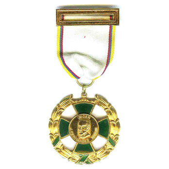 José Fernández Madrid Order of Medical Merit, Knight