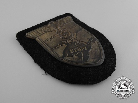 Krim Shield, Panzer Units Obverse