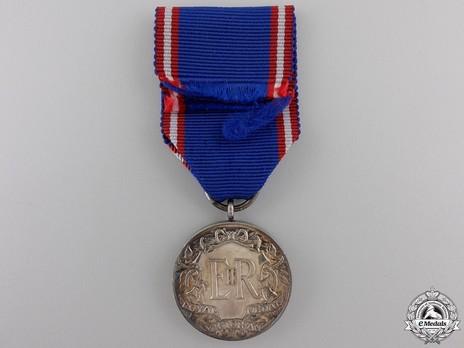 Silver Medal (1952-) Reverse
