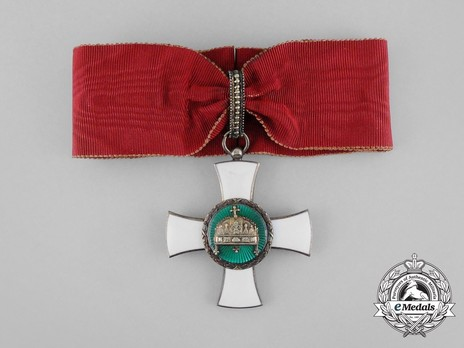 Order of the Holy Crown, Commander, Civil Division