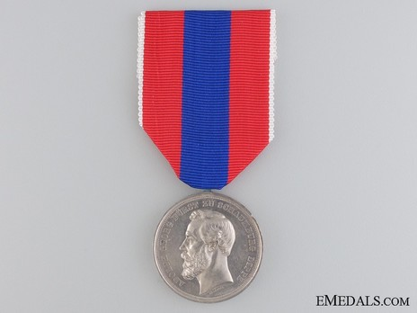 Merit Medal in Silver, Type II Obverse