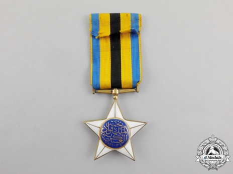 Star (with gold) Reverse