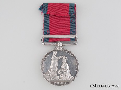 "Silver Medal (with ""TOULOUSE"" clasp) Reverse"