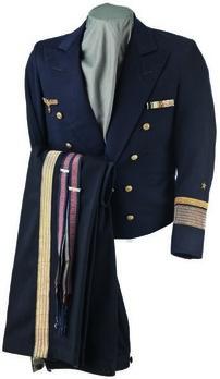Kriegsmarine Striped Trousers Obverse