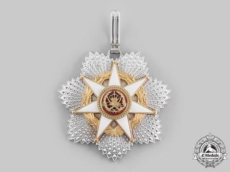 Order of Military Merit (Wisam al-Istahqaq), II Class Grand Officer