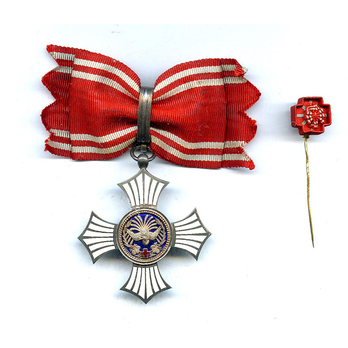 Red Cross Order of Merit, I Class