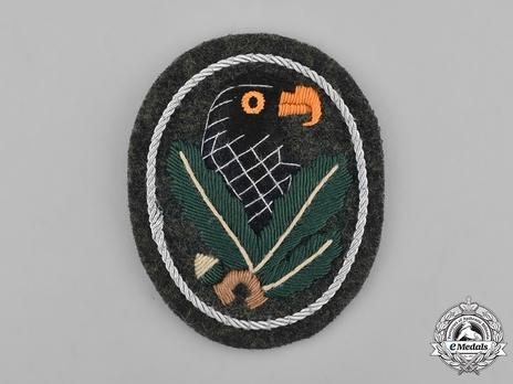 Sniper Badge, II Class Obverse