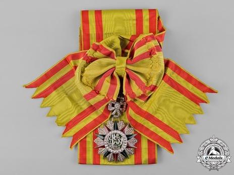Order of Glory, Type II, Grand Cross (1945)