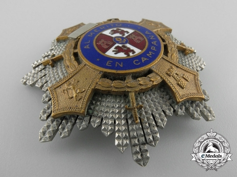 Breast Star for Officers Obverse